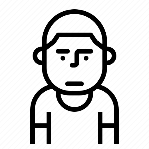 Avatar, boy, man, profile, user icon - Download on Iconfinder