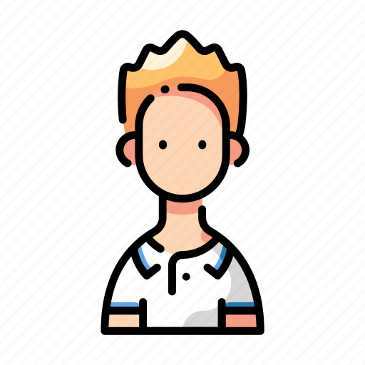 avatar, character, face, male, man, people, profile icon