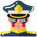 cop, man, police, policeman