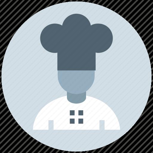 Avatar, beverage, chef, cook, cooking, kitchen, restaurant icon - Download on Iconfinder