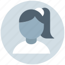 avatar, cute, girl, people, person, user, women