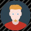 account, avatar, profile icon