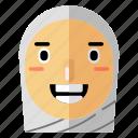 avatar, girl, islam, muslim, profile, smiley, woman