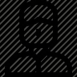 avatar, human, man, people, sign, user icon