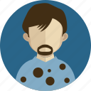 boy, business, fashion, human, man, people, profile icon