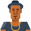 account, african, avatar, male, man, profile, user