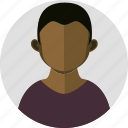 account, boy, business, face, human, man, profile icon