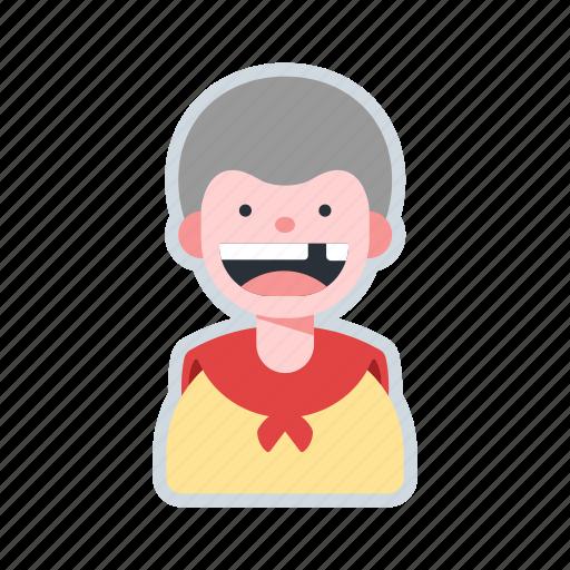 avatar, boy, buzz cut, character, teen icon