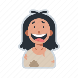 avatar, beggar, character, homeless, poor icon