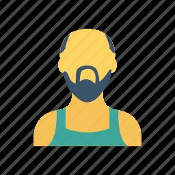 avatar, grandfather, male, oldman icon