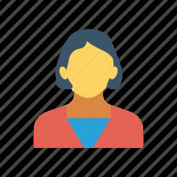 avatar, businesswomen, user, women icon