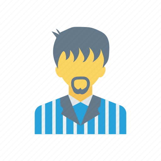 avatar, boy, character, profile icon