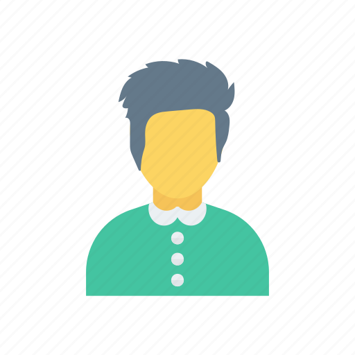 Boy, student, user, young icon - Download on Iconfinder