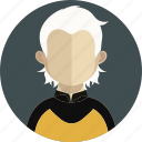 avatar, classroom, food, old man, professor, teacher, technology icon