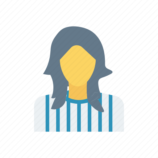 Avatar, girl, student, young icon - Download on Iconfinder