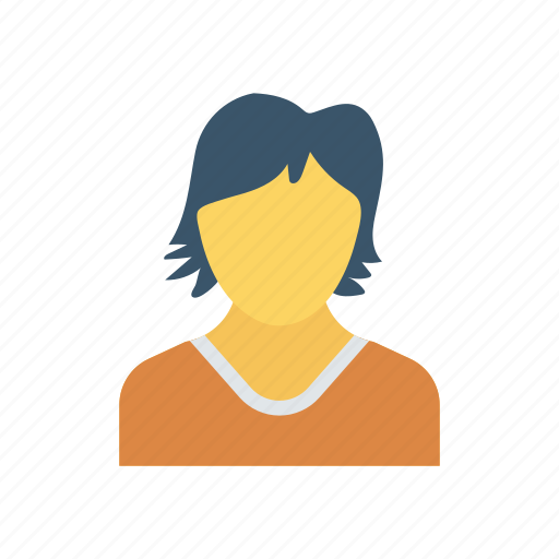 Avatar, girl, lady, women icon - Download on Iconfinder