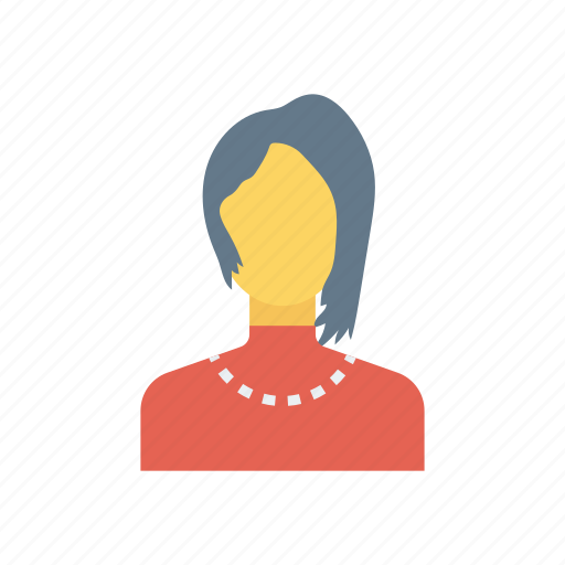 Avatar, lady, user, woman icon - Download on Iconfinder
