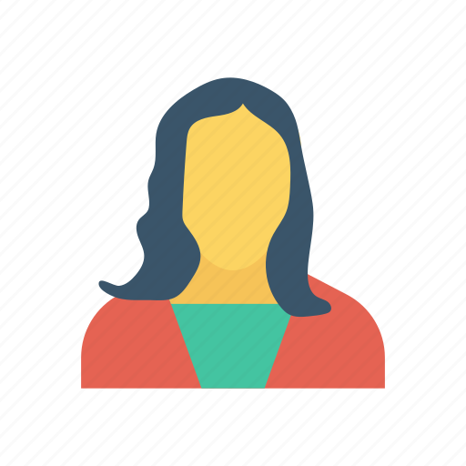 Avatar, female, lady, women icon - Download on Iconfinder