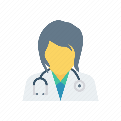 Doctors, health, ladydoctor, woman icon - Download on Iconfinder