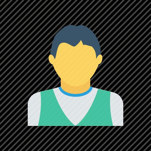 avatar, elderly, man, user icon