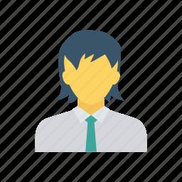 avatar, books, learning, schoolboy icon
