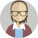 avatar, college, graduate, graduation, learn, learning, student icon
