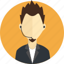design, gift, helper, marketing, personal, service icon