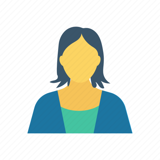Avatar, female, lady, woman icon - Download on Iconfinder