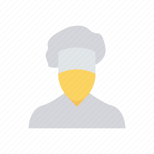 cook, food, hotel, worker icon
