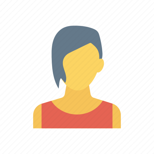 Avatar, woman, worker, younglady icon - Download on Iconfinder