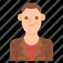 men, bald, user, male, man, profile, avatar icon