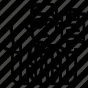 avatar, clerk, man icon