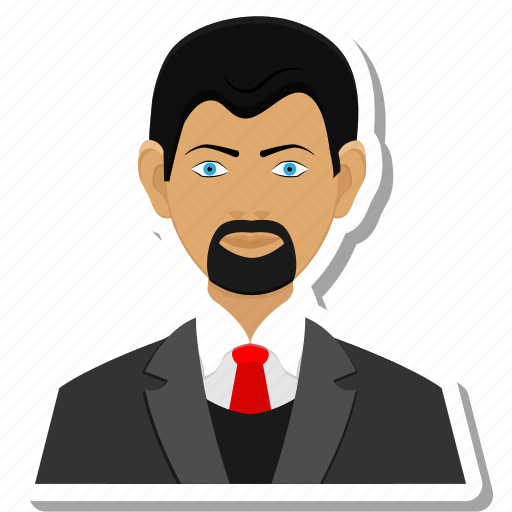 account, boy, contact, male, man, manager, user icon