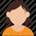 avatar, business, girl, woman
