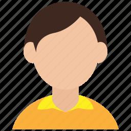 avatar, boy, man, scout, user icon