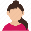avatar, girl, user, woman