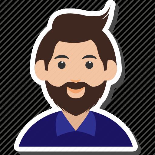 Avatar, businessman, caucasian icon - Download on Iconfinder