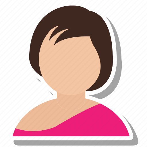 Lady, sexy, woman, avatar icon - Download on Iconfinder