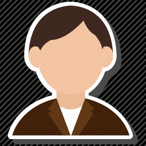 boy, school, student, user icon
