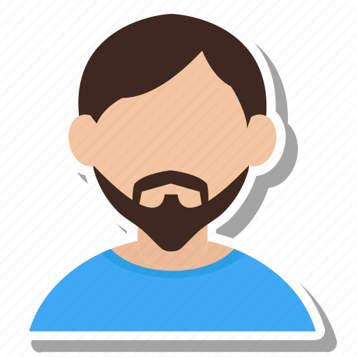 avatar, boy, school, student icon