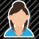 lady, sexy, woman, avatar