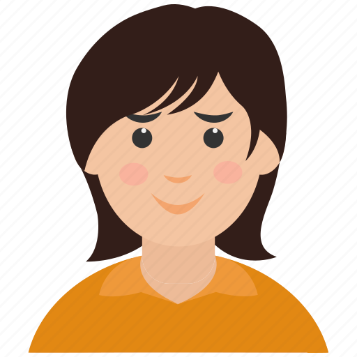 Avatar, female, girl, user, woman icon - Download on Iconfinder