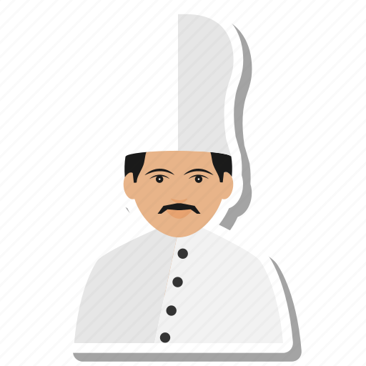 Chef, cook, cooking, restaurant chef icon - Download on Iconfinder