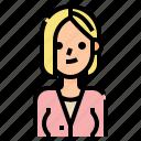 avatar, beautiful, bob, hair, short, woman, women