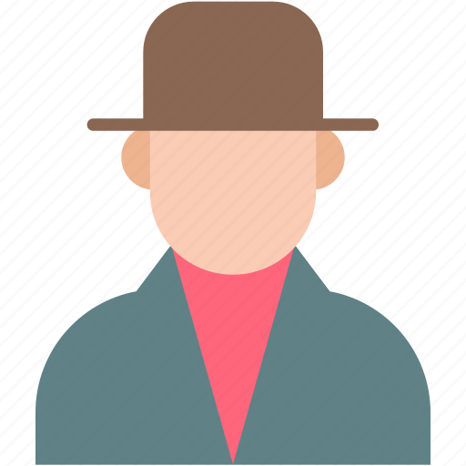 gentleman, male, man, old man, person icon