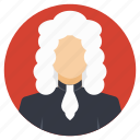 court cases, high court, judge, judgement, traditional judge icon