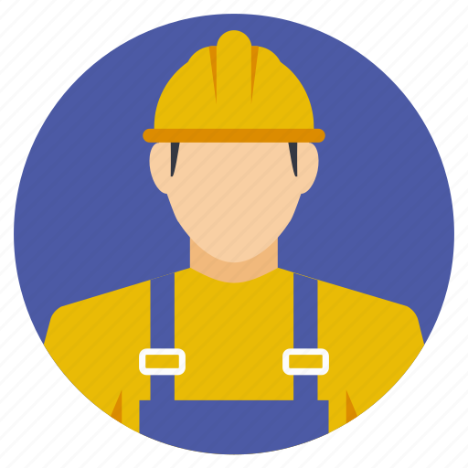 builder, building, civil engineer, construction worker, constructor icon