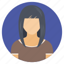 aspiring teen, fashionable teen, girl profile, teen avatar, teenage girl icon