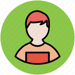 avatar, boy, child, kid, profile avatar, student icon