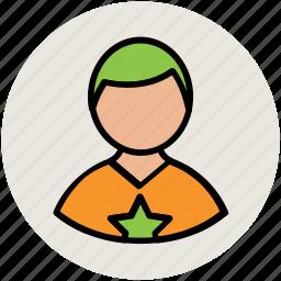 avatar, boy, face, interface profile, male icon